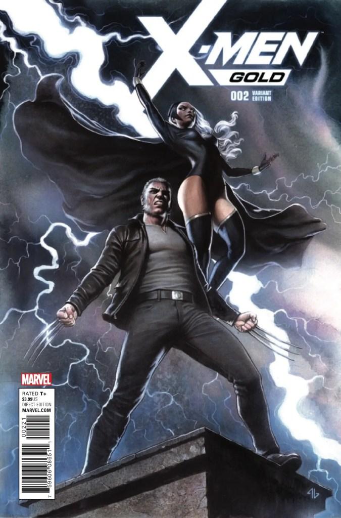 Marvel Preview: X-Men Gold #2