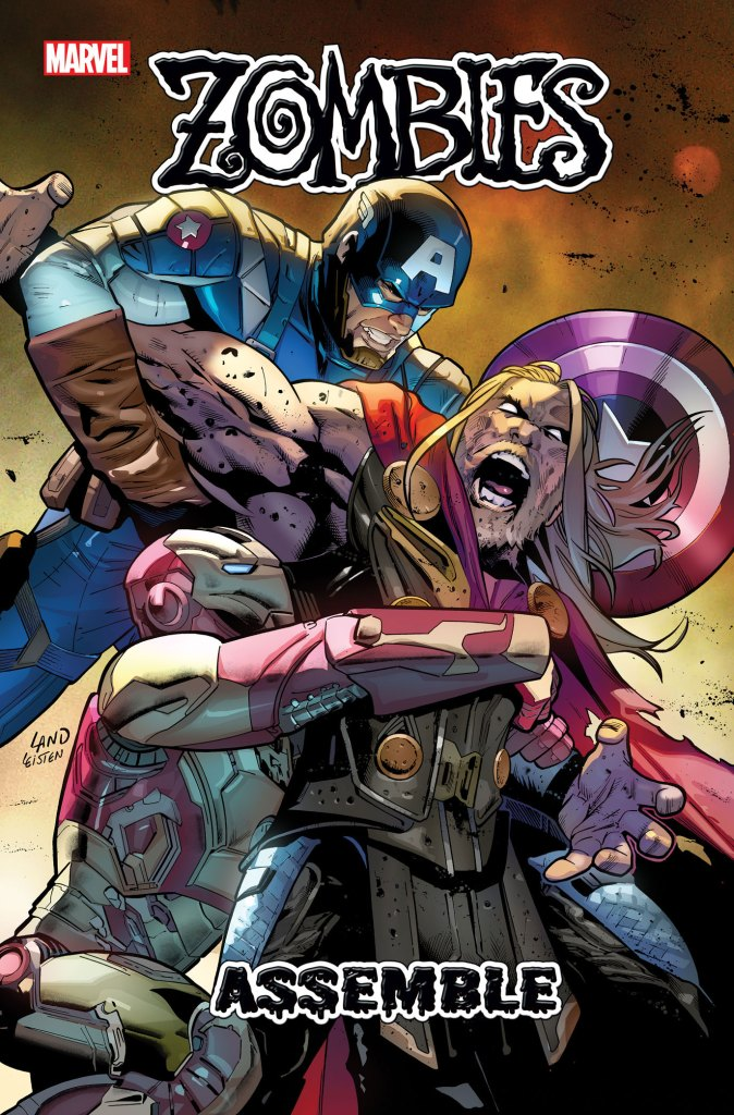 Marvel Preview: Zombies Assemble #1