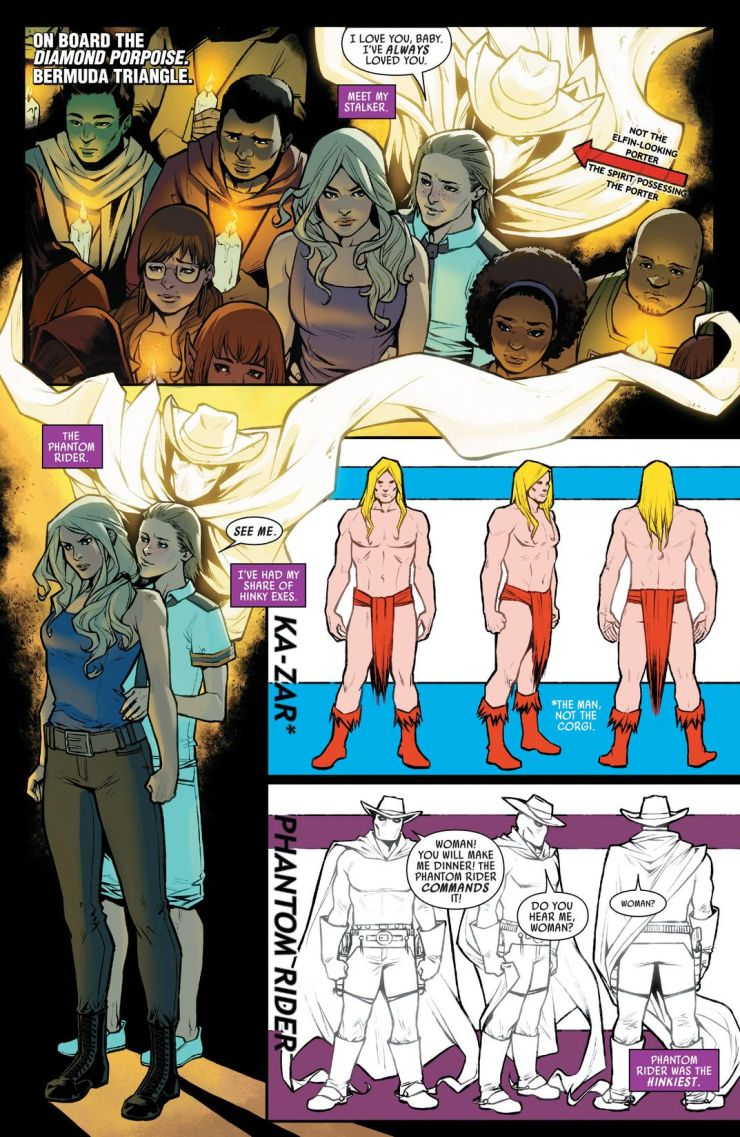 Mockingbird Vol. 2: My Feminist Agenda Review