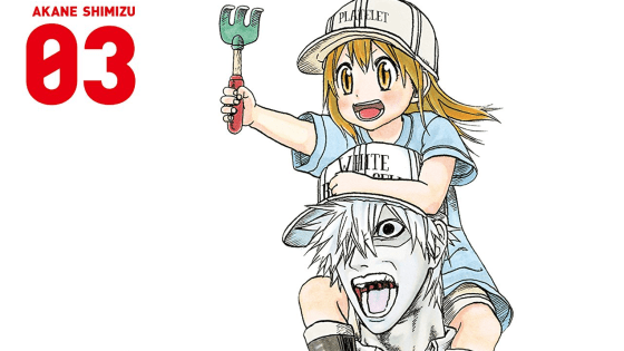 Cells at Work! Vol. 3 Review