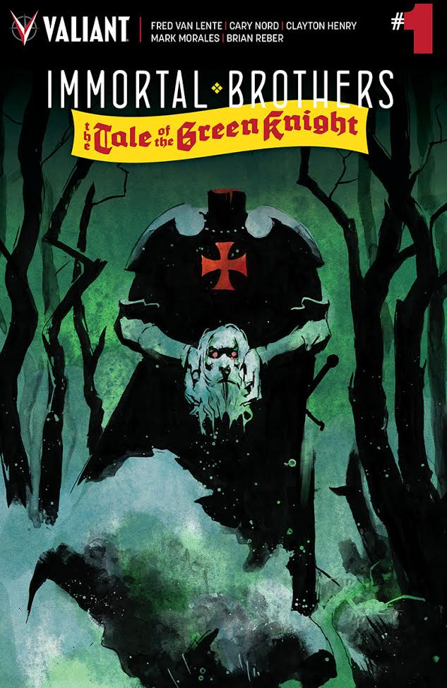 Immortal Brothers: The Tale of the Green Knight #1 Review