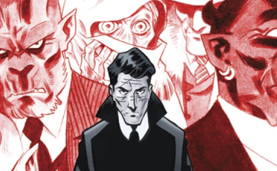 'The Damned' #1 Review