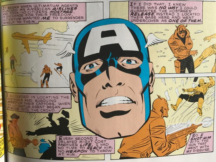 Captain America: Justice is Served Review