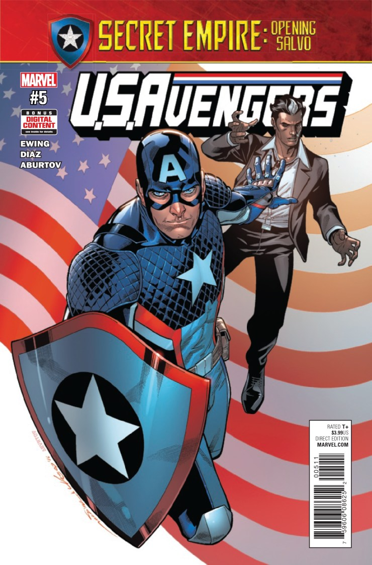 U.S.Avengers #5 Review