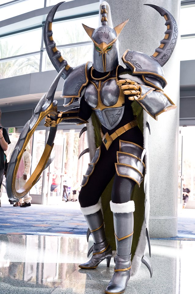 World of Warcraft: Maiev Shadowsong Cosplay by Mary Booth