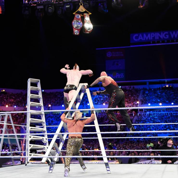 Moments Vs. Matches: Wrestlemania 33 is a rollercoaster of emotions