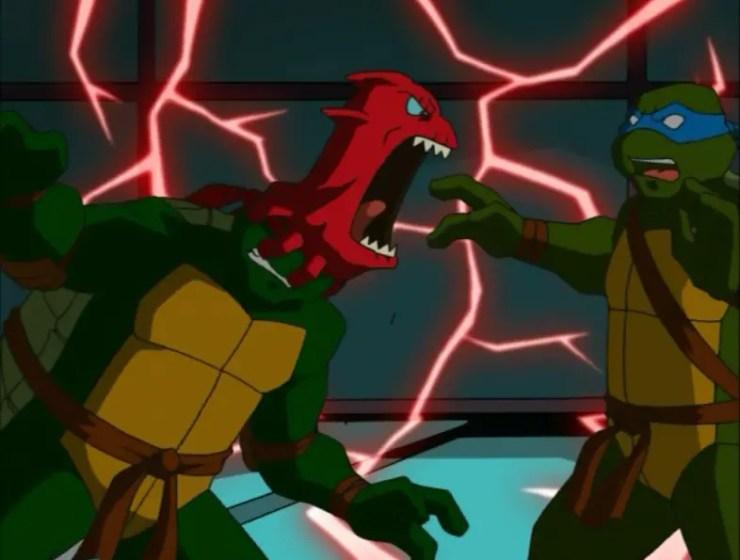 Teenage Mutant Ninja Turtles (2003) Season 2, Part 2 Review