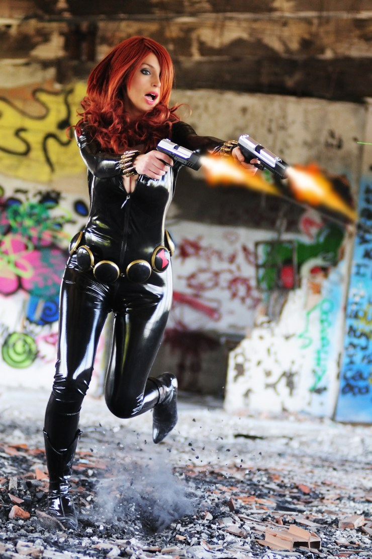 Interview With Italian Cosplayer, Model And Singer Giorgia!