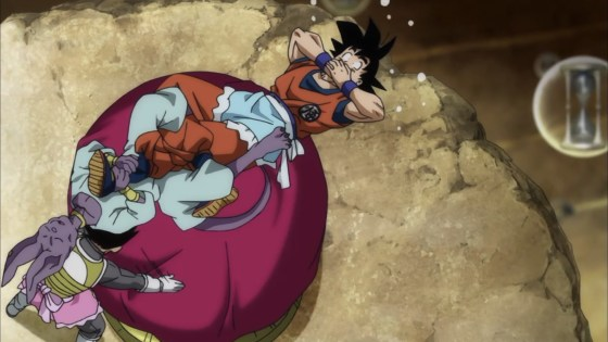 "Dragon Ball Super: Episode 18 ""I'm Here, Too! Training Commences on Beerus' World"" Review"