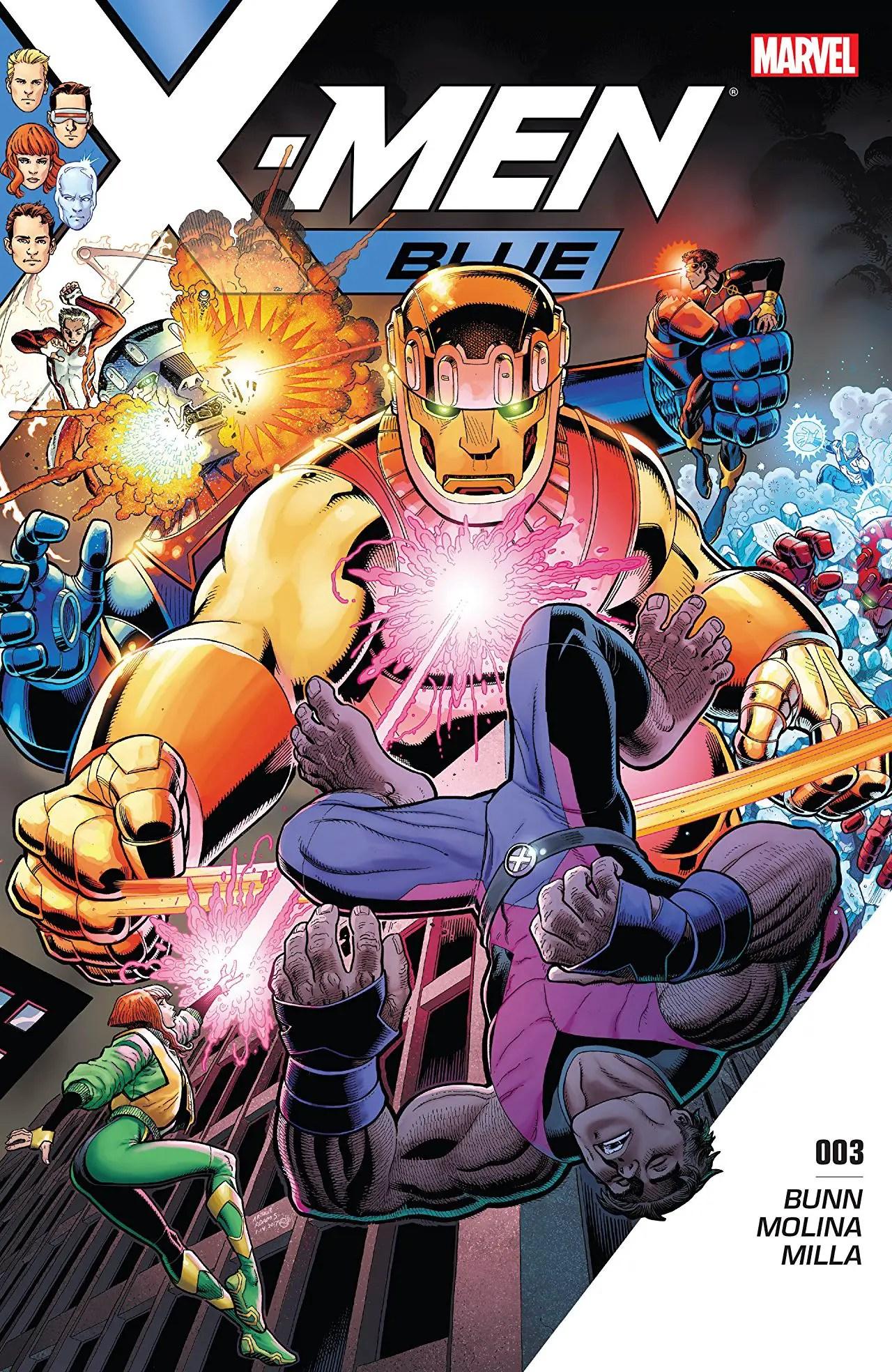 X-Men: Blue #3 Review