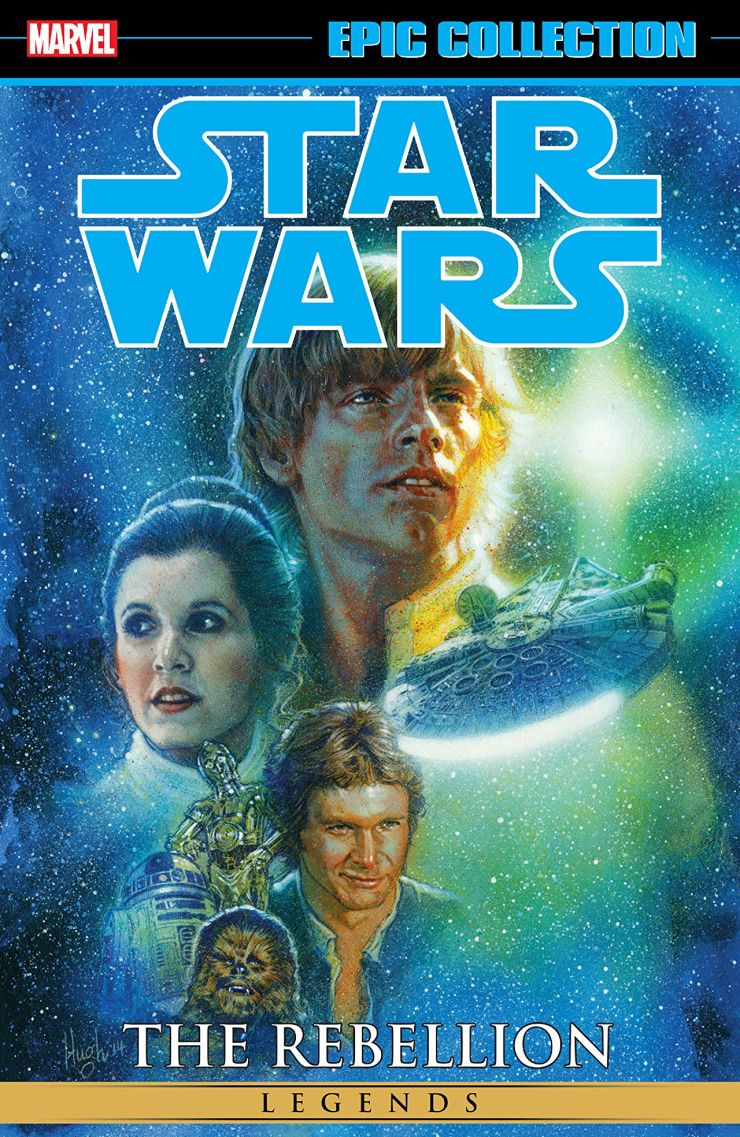 Exploring the Universe: 'Star Wars Legends Epic Collection: The Rebellion Vol. 2' Review