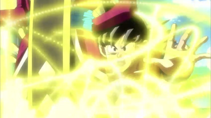 """Dragon Ball Super: Episode 17 """"Pan is Born! And Goku Goes on a Training Journey?!"""" Review"""