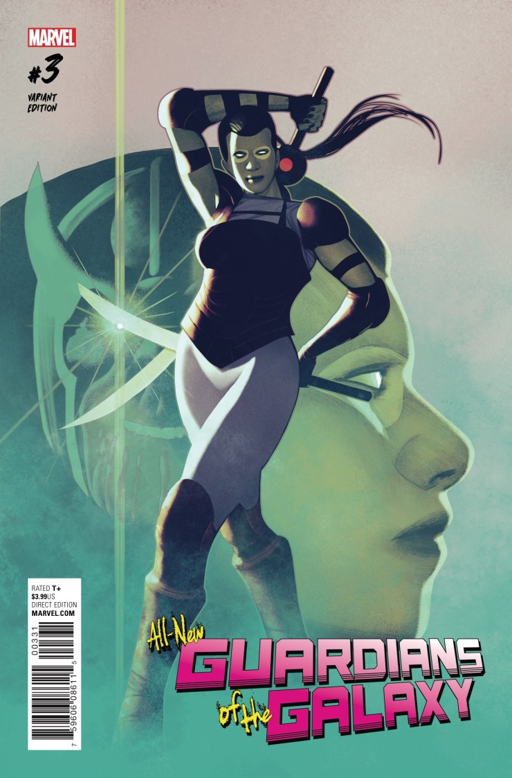 Marvel Preview: All-New Guardians of the Galaxy #3