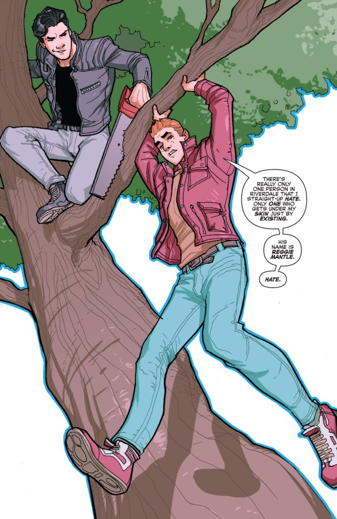 Archie #20 Review