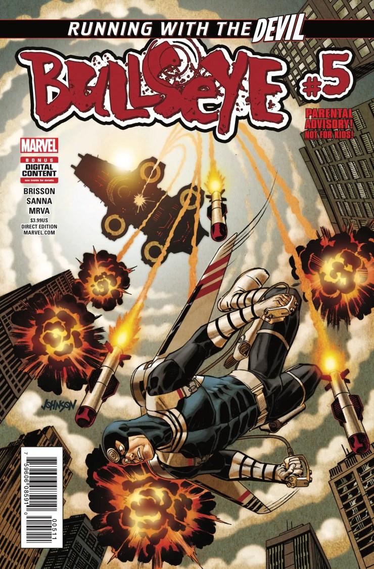 Marvel Preview: Bullseye #5
