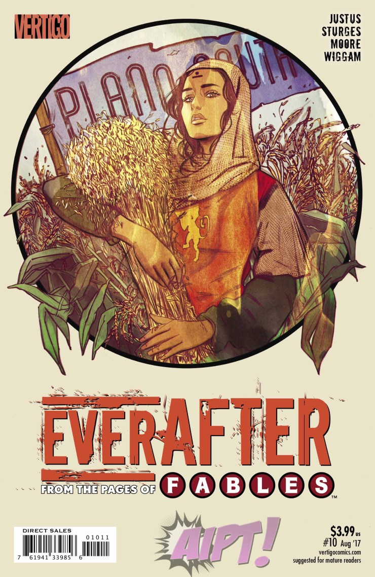 [EXCLUSIVE] Vertigo Preview: Everafter: From the Pages of Fables #10