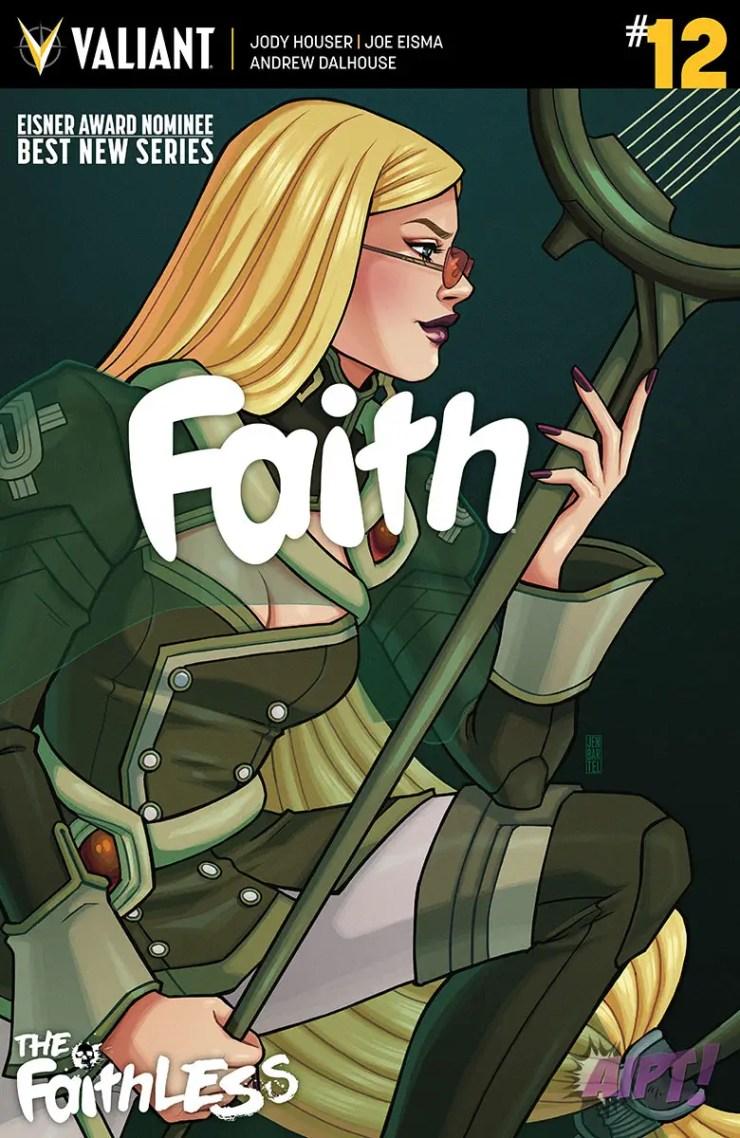 [EXCLUSIVE] Valiant Preview: Faith #12