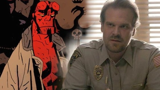 The comic book world is collectively freaking out today. Famed Hellboy creator Mike Mignola has officially announced through his Facebook page that Hellboy will be getting another movie (finally!). The film is slated to be rated R with Stranger Things star David Harbour starring as Hellboy and Neil Marshall (Game of Thrones, The Descent) directing.