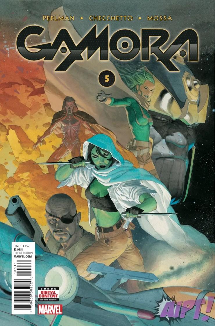 [EXCLUSIVE] Marvel Preview: Gamora #5