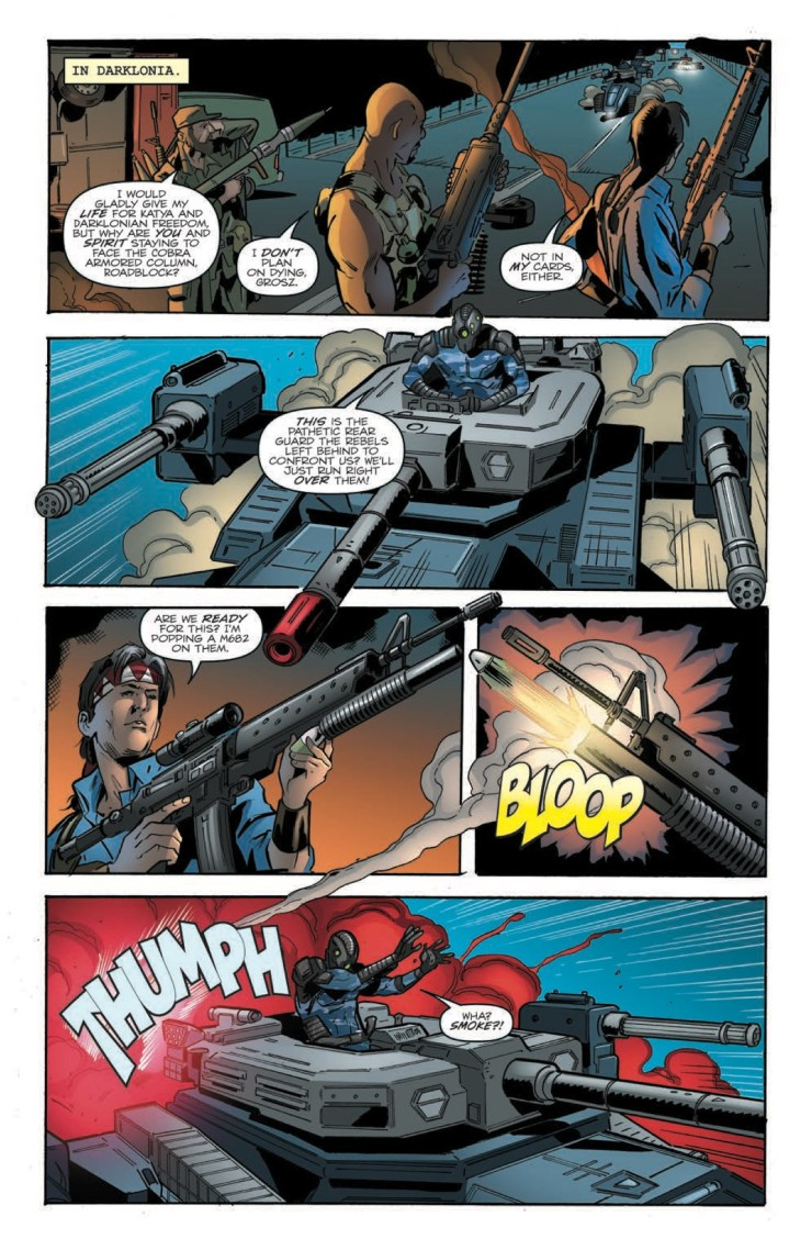 [EXCLUSIVE] IDW Preview: G.I. JOE: A Real American Hero #240