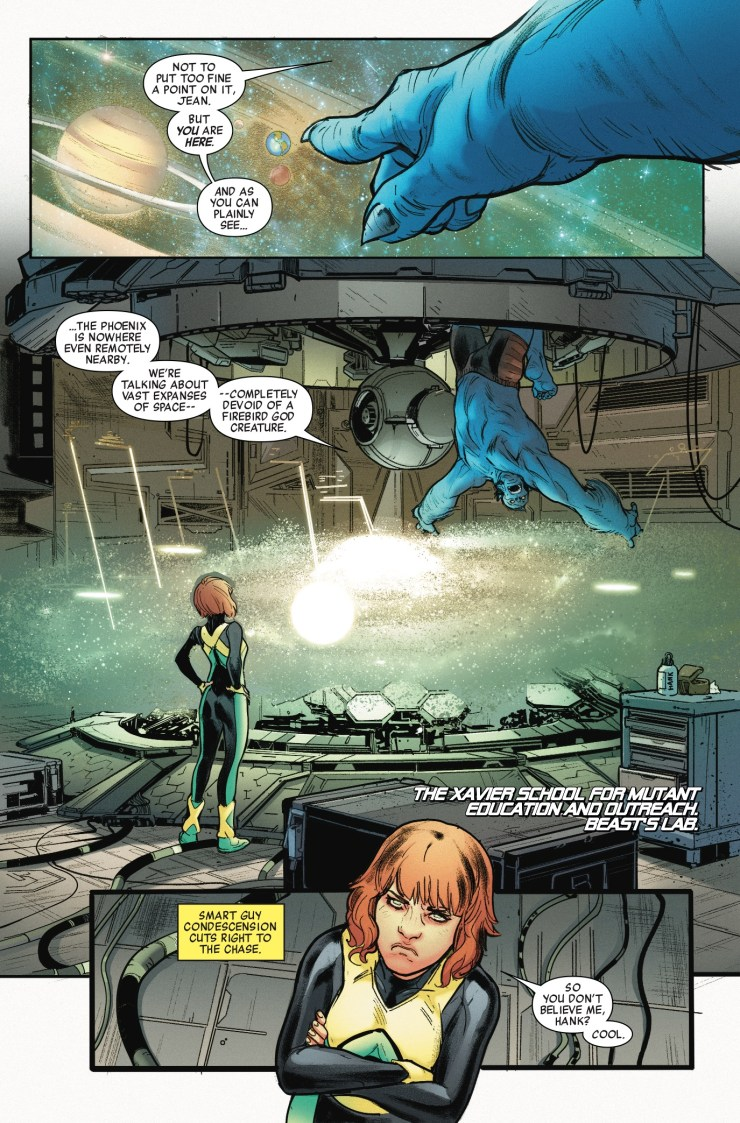 Jean Grey #2 Review