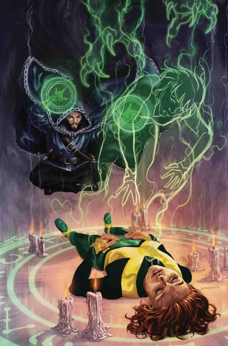 Marvel solicitations and cover images have bee released for August and we have them for your viewing pleasure below. Some highlights include Blade appearing in a Secret Empire tie-in, Doctor Strange saving Kinpin, Doctor Octopus joins Hydra, and more!
