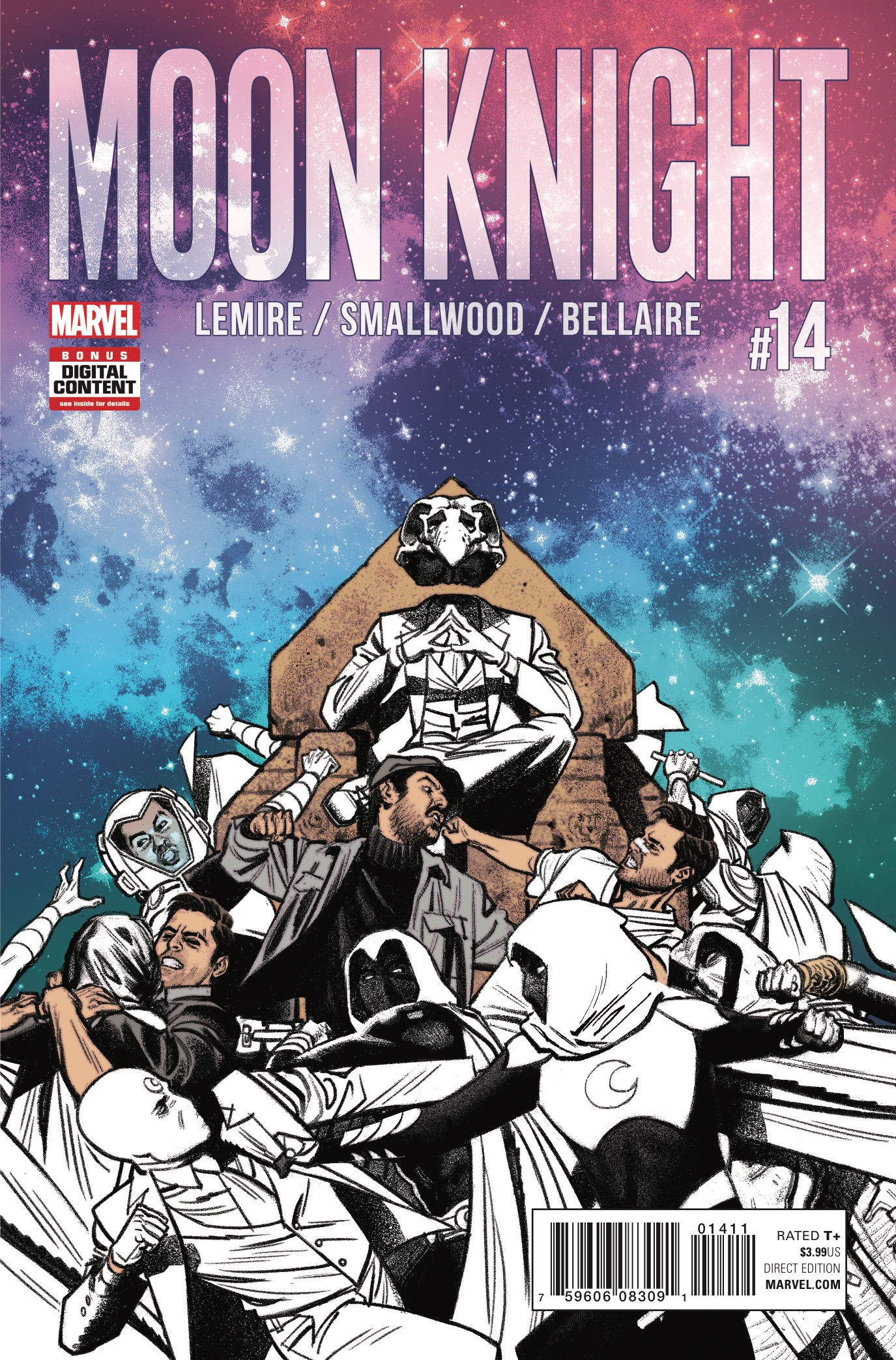 Moon Knight #14 Review