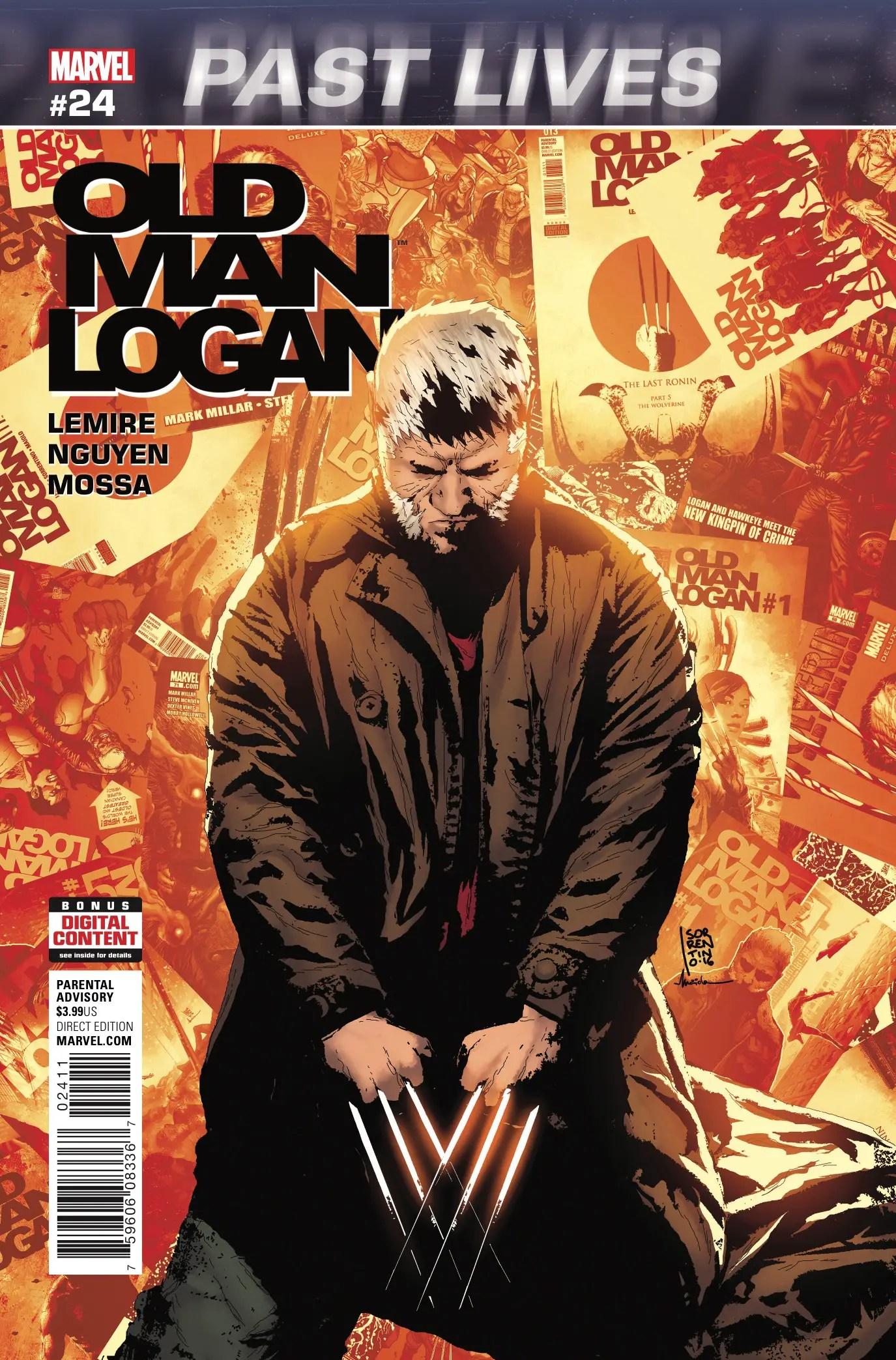 Old Man Logan #24 Review