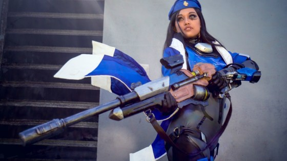 Ana, the matronly healing sniper from Overwatch, is a favorite amongst players for her lore and unique gameplay.
