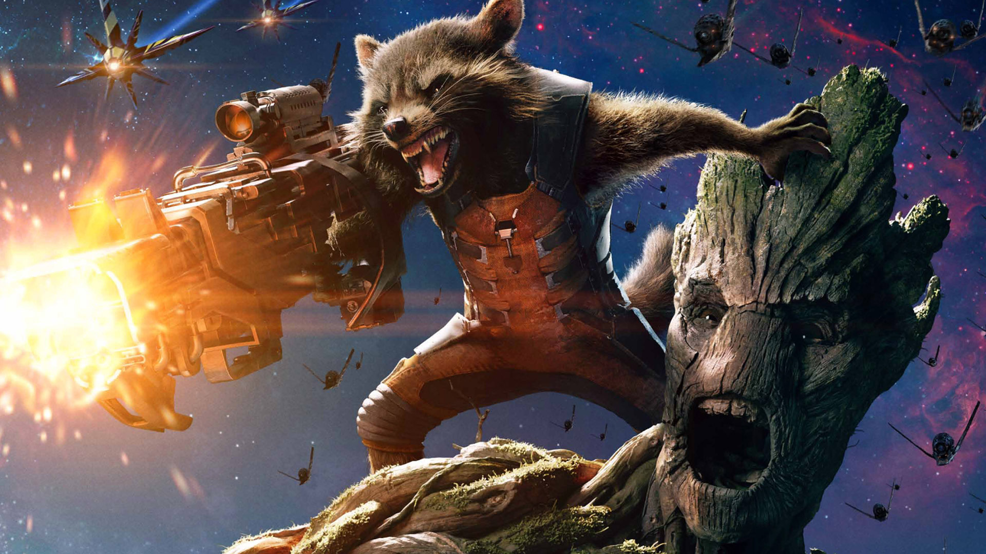 Guardians of the Galaxy: Rocket Raccoon & Groot Steal the Galaxy Review