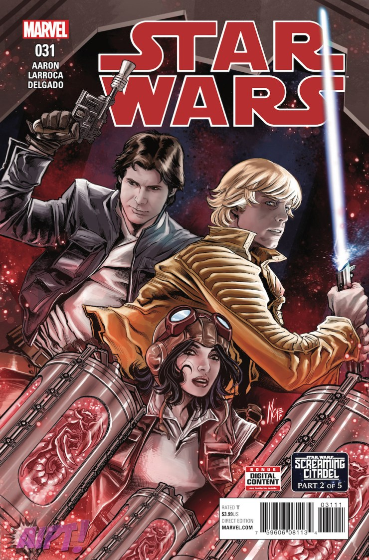[EXCLUSIVE] Marvel Preview: Star Wars #31