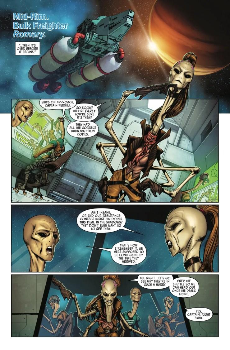 Marvel Preview: Star Wars: Poe Dameron #15