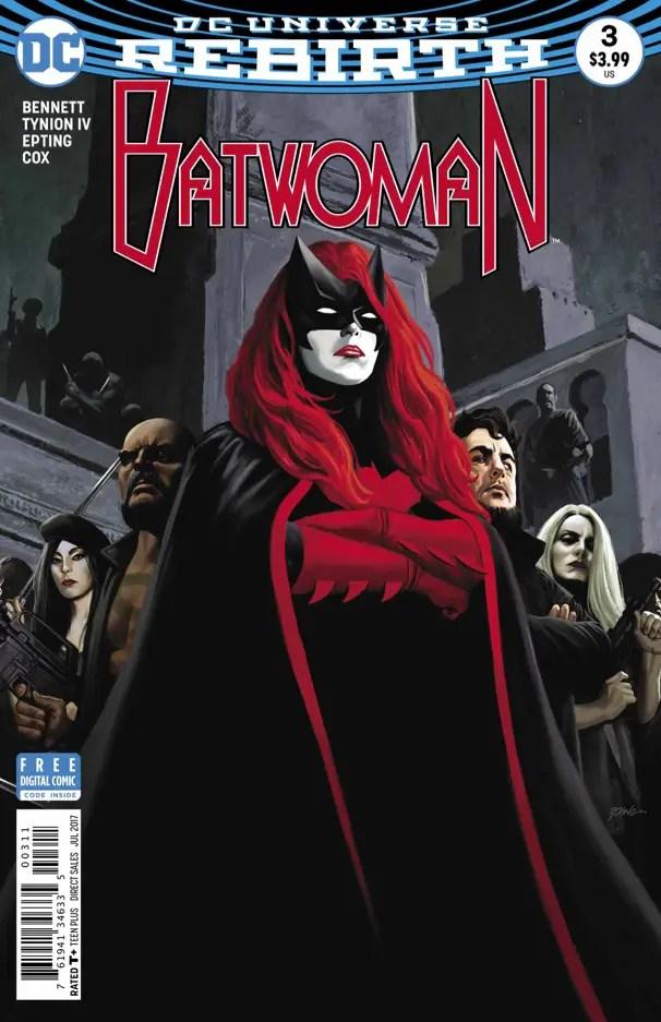 Batwoman #3 Review