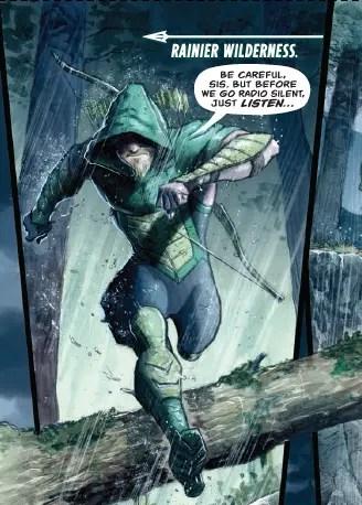 Green Arrow #23 Review