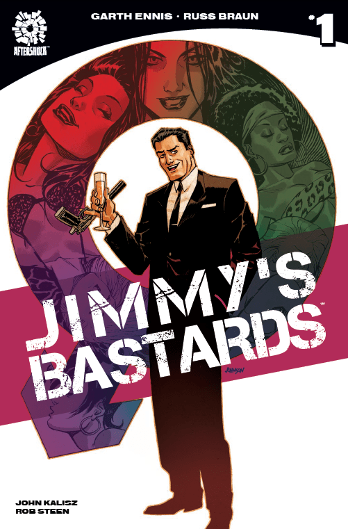 Jimmy's Bastards #1 Review