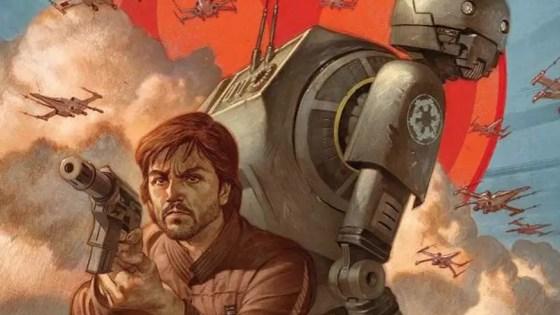 Marvel announces 'Cassian & K-2SO #1'