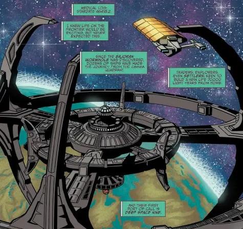Star Trek: Waypoint #5 Review