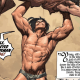 "The best phrase I can use to describe the Conan Omnibus Vol. 2, by Kurt Busiek and several collaborators, is ""a lot."" This 450-page tome has a lot of everything you'd expect in a Conan book: fighting, drinking, adventure, sex, magic, underclothed men and women. A casual fan might not have the endurance for a book this long, but it is pretty hard to put down once you start."