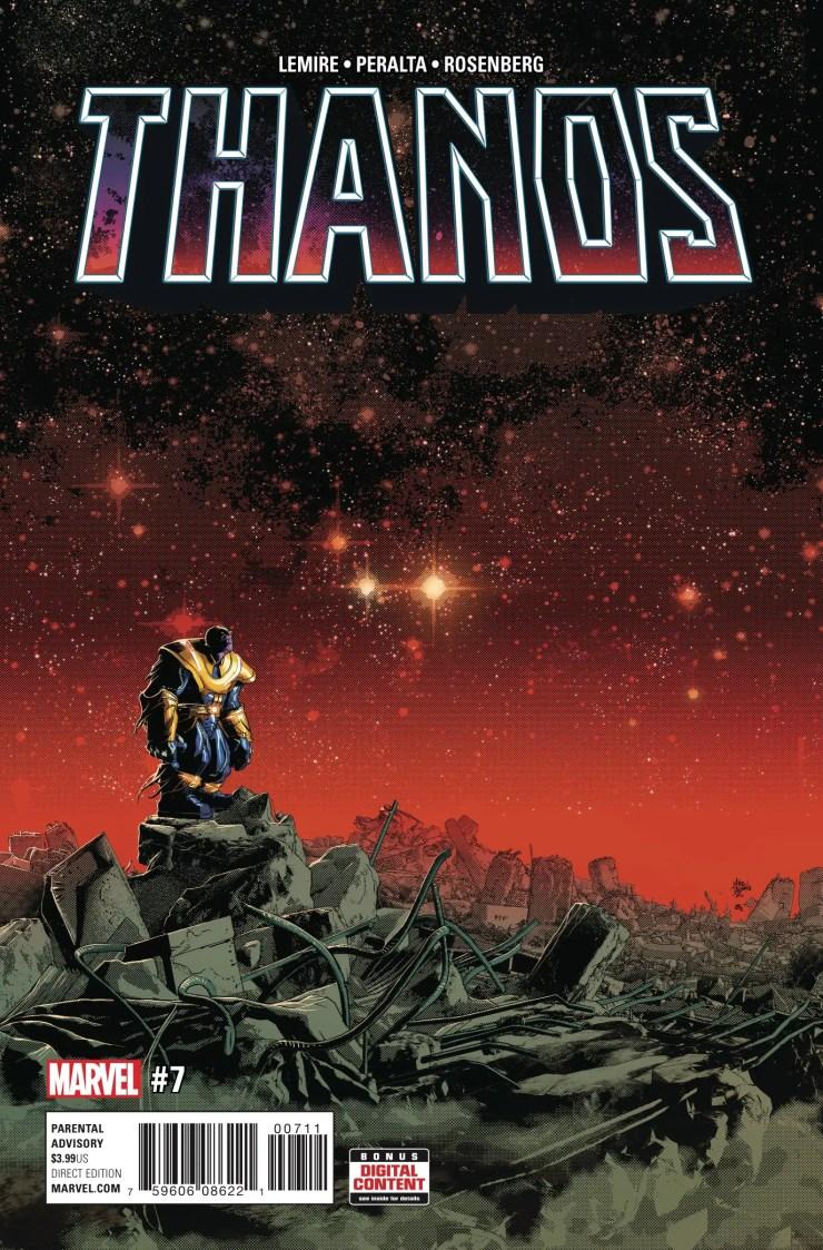 Thanos #7 Review