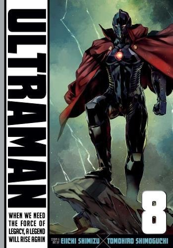 Ultraman Vol. 8 Review