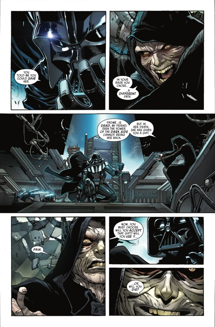 Marvel Preview: Darth Vader #1