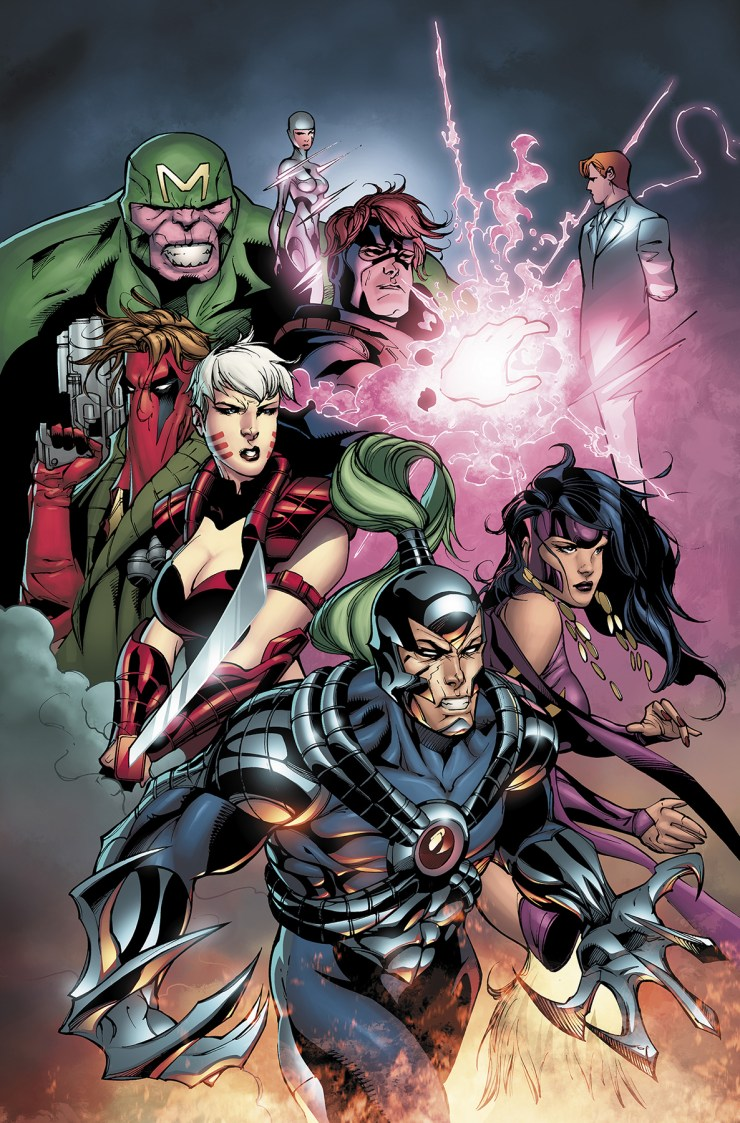 DC Preview: Wildstorm: A Celebration of 25 Years