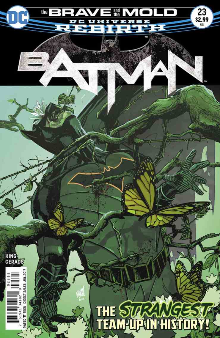 Top 10 Best Selling Comic Books: May 2017