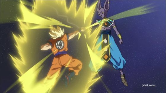 "Dragon Ball Super: Episode 14 ""This is All the Power I've Got! A Settlement Between Gods"" Review"