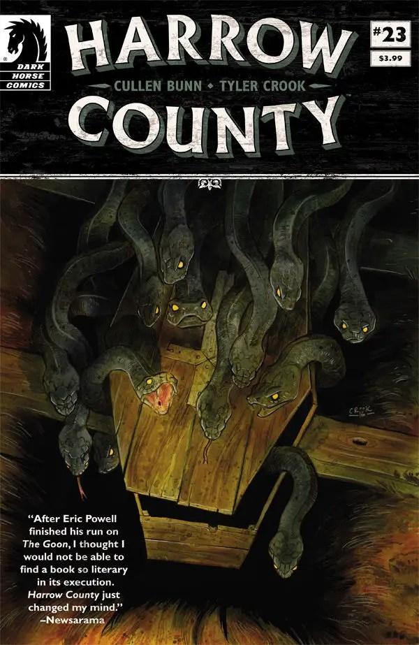 Harrow County #23 Review