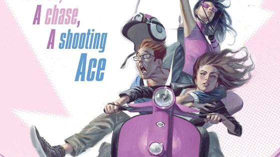 Hawkeye #6 Review