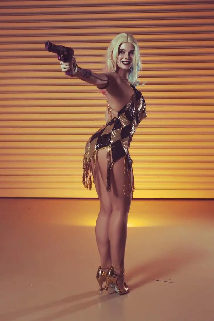 Harley Quinn Cosplay by Anastasya Zelenova