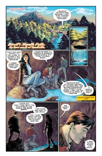 Trinity #9 Review