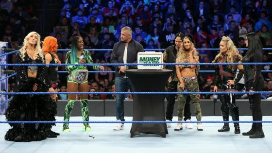 Money in the Bank, one of the most exciting WWE PPVs of the year, is almost upon us again. This year, however, there are a couple twists: first of all, it's exclusive to the Smackdown Live brand--Raw Superstars will not be able to compete for the briefcase. And though they haven't explicitly said so, it certainly seems as though the winner will only be able to challenge for the WWE Championship, instead of getting their choice of world champion like in the original brand split.
