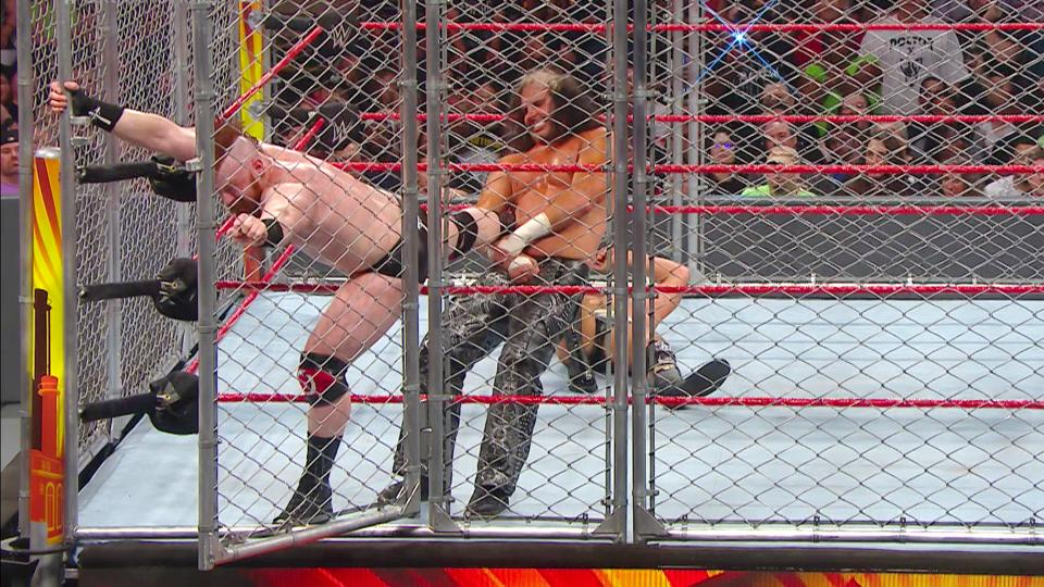 Logical Fallacies: 'Extreme Rules' had an awful lot of rules, but wasn't very extreme